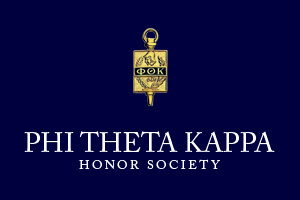 Phi Theta Kappa Society Induction